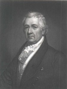 Samuel Latham Mitchill (1764-1831) was an American physician, naturalist and senator.